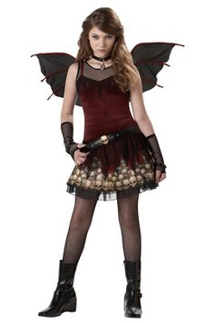 Strangeling A Candle in the Dark Tween Costume for Halloween - Pure Costumes