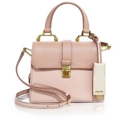 Miu Miu Madras Mini Leather Crossbody (2.730 BRL) ❤ liked on Polyvore featuring bags, handbags, shoulder bags, purses, bolsas, leather purses, man leather shoulder bag, leather shoulder bag, hand bags and leather hand bags
