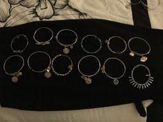 Alex & Ani Bracelet Lot Of 12!! - http://designerjewelrygalleria.com/alex-ani/alex-ani-bracelet-lot-of-12/