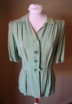 1940s dress : Swing Fashionista
