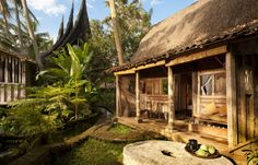 Bambu Indah - Udang House - Djuna Ivereigh. Bali! Eco luxury resort!