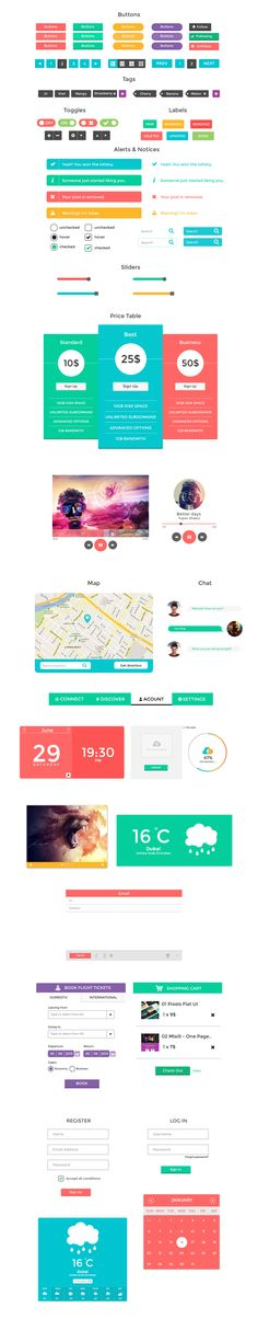 http://getcraftwork.com/smooth-berry-ui-kit/ This is Smooth Berry UI Kit created by Mansoor MJ.