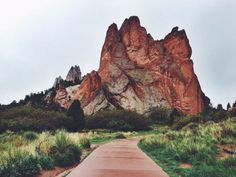 7. Garden of the Gods (Colorado Springs)