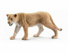 The Lioness from the Schleich Wildlife collection - Discounts on all Schleich Toys at Wonderland Models.