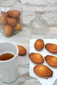 Madeleines & Tea