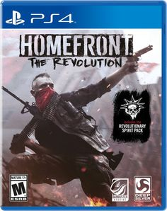 Homefront: The Revolution Release date: 5/17/16