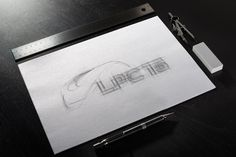 A new logo is born. Private project.
