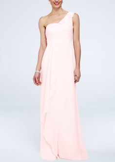 http://www.davidsbridal.com/Product_one-shoulder-chiffon-dress-with-cascading-detail-f15734_wedding-party-all-bridesmaid-dresses