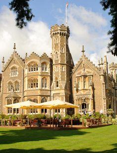 Windsor UK Luxury Hotel | Oakley Court | Filming location of Rocky Horror