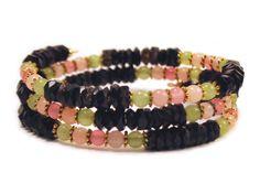 Summer Fruit coil bracelet from Lumibon
