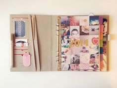 Create your own Filofax Dividers with photoshop and your Instagram-Pictures! <3