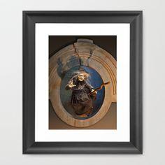 Rucus Studio Witch's Flight Framed Art Print by Scott Smith - $35.00