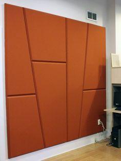 acoustic diy panels - Google Search