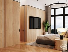 Project Warm | Minsk, Belarus on Behance Small House Interior Design, Small Apartment Design, Modern House Design, Cozy Apartment, Modern Luxury Bathroom, Modern Bathroom Design, Contemporary Interior Doors, Kitchen Design Open, Cool House Designs