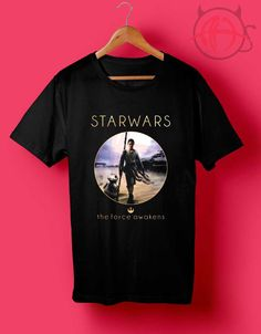 Star Wars Rey And BB8 T Shirt