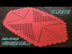 TAPETE DIA A DIA #LUIZADELUGH - YouTube