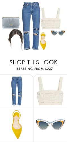"""running errands"" by stylistcookies ❤ liked on Polyvore featuring Bliss and Mischief, Zimmermann, Paul Andrew and Miu Miu"