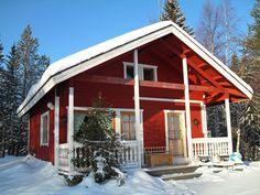 Kotiranta cottage, Ahonen Holiday Gottages, Rovaniemi, Lapland, Finland