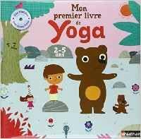 Livres coups de cœur pour initier vos enfants au yoga !