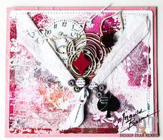 Card by Stephanie Schütze with Ingvild Bolme products