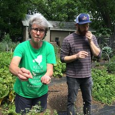 I worked as the land manger of a small family #farm in the Hudson Valley for 7 seasons. I feel that I have enough #farming experience to know when a #farmer is 'doing it right'. Let me tell you this: Dorsey Barger at @hausbarfarmsatx is the epitome of 'doing it right'. Never before have I met an individual that understands what it means to be a farmer more than Dorsey does. She lets the land the plants and the wild world do what they're going to do. She waits for the plants to tell her that…