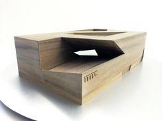 Keil durch Monolith - Libeskind baut Museum in Vilnius