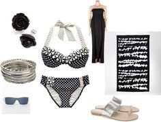 """Super Chic Beach"" by danicogs on Polyvore"