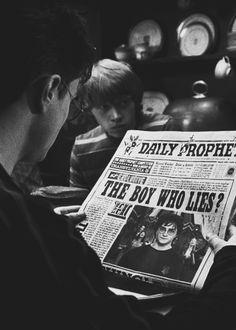 Daily Prophet #HarryPotter