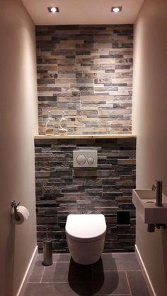 Bathroom design small - Space Saving Toilet Design for Small Bathroom – Bathroom design small