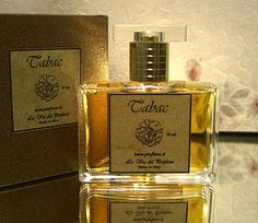 100% Natural Perfumes Made in Italy - Tabac -
