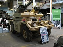 Ferret armoured car - Wikipedia, the free encyclopedia