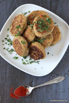 Salty Foods, Paleo Breakfast, Falafel, Vegetable Recipes, Vegan Recipes, Low Carb, Meals, Dinner, Vegetables