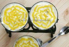 Citromos tejfölös pohárkrém recept képpel. Hozzávalók és az elkészítés részletes leírása. A citromos tejfölös pohárkrém elkészítési ideje: 30 perc Dairy, Eggs, Cheese, Breakfast, Food, Morning Coffee, Essen, Egg, Meals