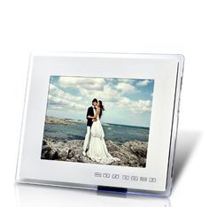 12 Inch Digital Foto Baby Holiday Wedding Photo Frame Masterpiece - Media Player, Remote Control - http://www.specialdaysgift.com/12-inch-digital-foto-baby-holiday-wedding-photo-frame-masterpiece-media-player-remote-control/