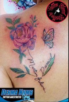 #rosa#nombres#mariposa