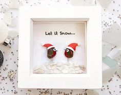 Image result for Christmas images for pebble art