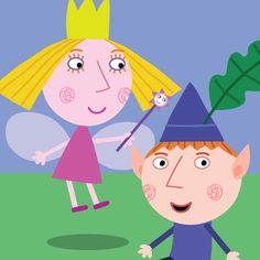 Ben & Holly's Little Kingdom - Big Star Fun