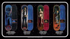 Santa Cruz Skateboards Launches New Star Wars Line   StarWars.com