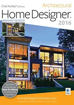 Home Designer Architectural 2016 [Mac] [Download] - http://www.rekomande.com/home-designer-architectural-2016-mac-download/