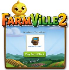FarmVille2: Collect +10 Free Water! (Day 03/22) - FarmVille 2