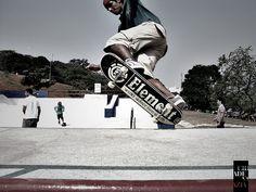 Skateboard Session