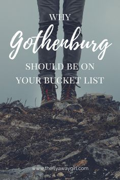 When in Sweden, most people head to Sweden. Visit Gothenburg, Sweden's second largest city, and find out now why it should be on YOUR bucket list.