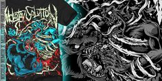 """MOLOTOV SOLUTION - lycan wars"" t-shirt design by NICOLO NIMOR"