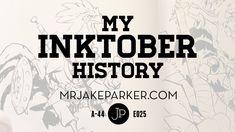 My Inktober History e025