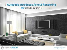 Autodesk introduces Arnold Rendering for 3ds Max 2018  Arnold is a high-quality rendering engine in 3ds Max 2018.  Students will get to learn the core features of Arnold for lighting, materials, and rendering in 3ds Max. For more information visit - http://www.grey-edge.com/course/3ds-max-training-courses-mumbai/  #Autodesk #ArnoldRendering #3D #Max #Arnold #Courses #Training #Student