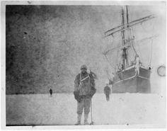 Des photographies vieilles de 100 ans découvertes dans les glaces de l'Antarctique