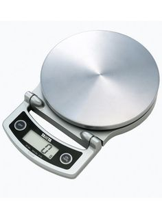This is perfect gift for the guy who eats  only egg whites and thinks caffeine is one of the seven deadly sins. The digital scale is accurate down to 1/8th of an ounce and folds up nicely, so the only thing that health-obsessed fitness freak has to worry about is the horrors of refined white sugar. ($59.95, thecompetitiveedge.com)   - Esquire.com