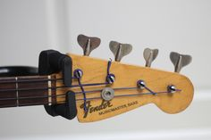 1971 Fender MusicMaster inspired by playing Jim O'Rourke's on a session in NYC - Dec 2011
