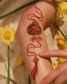 Dainty Tattoos, Pretty Tattoos, Love Tattoos, Cherry Tattoos, Mini Tattoos, Piercings, Stylist Tattoos, Petit Tattoo, Cute Little Tattoos