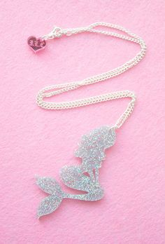 Mermaid Jewelry // Wish You Were a Mermaid by ilovecrafty on Etsy, £16.00